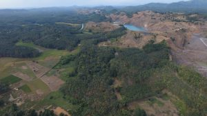 Masyarakat Nilai UU Minerba Semakin Menghancurkan Tanah Borneo
