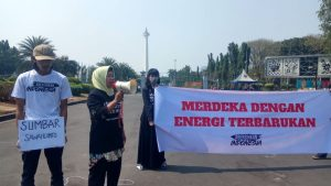 Masyarakat Sumatera Siap Lakukan Segala Cara Demi Batalkan UU Minerba