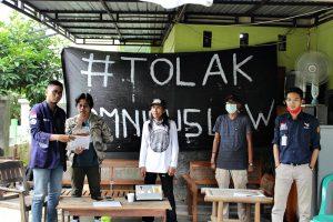 Sikap DPR dan DPD Tidak Jelas, Surat Dilayangkan Ke Senayan