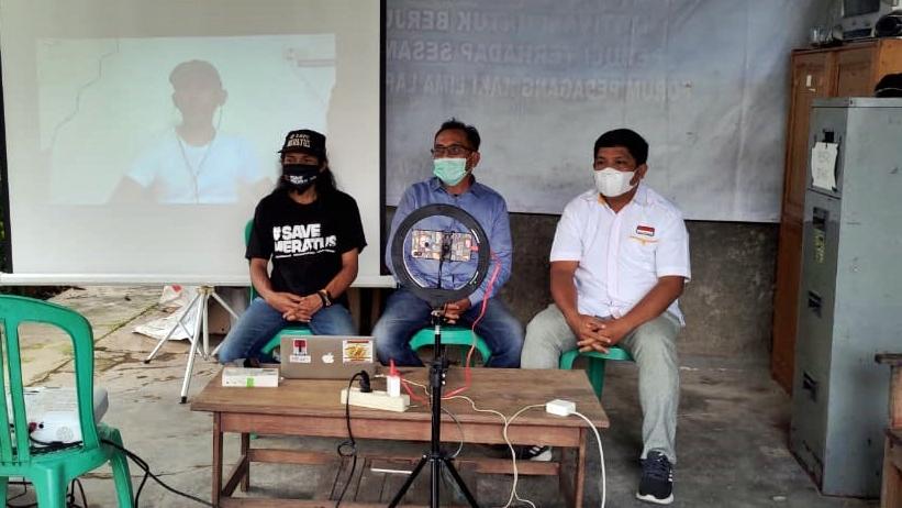 #SaveMeratus Menang, Pemerintah Segera Evaluasi dan Cabut Izin Industri Ekstraktif Bermasalah