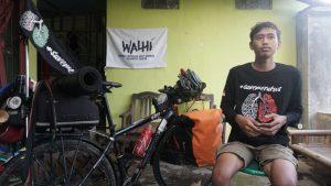 Bersepeda Kampanye #SaveMeratus, Merekam Kearifan yang Terancam